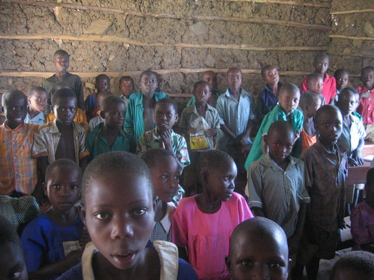 Typical Public School in Rural Eastern Uganda