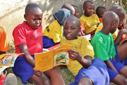 World Read Aloud Day 2014