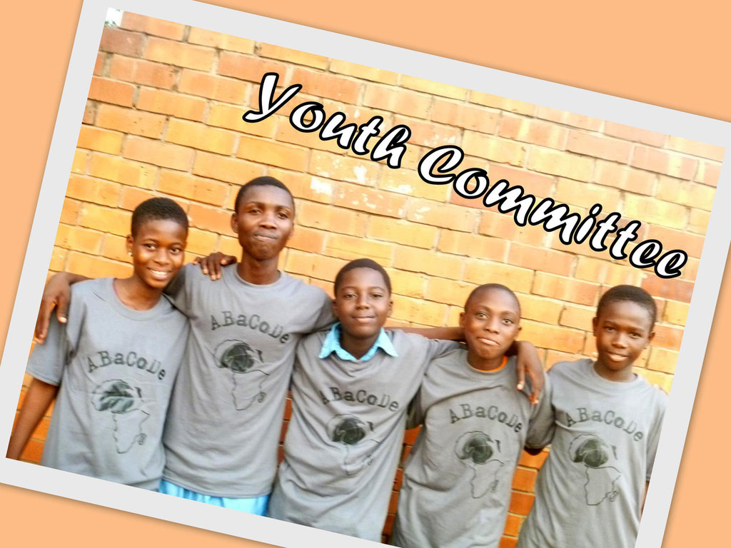 Our newly elected Youth Committee