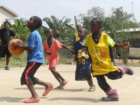 Sport & Development Center for Youth in Ghana