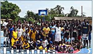 Grassroots Basketball Development Tournaments