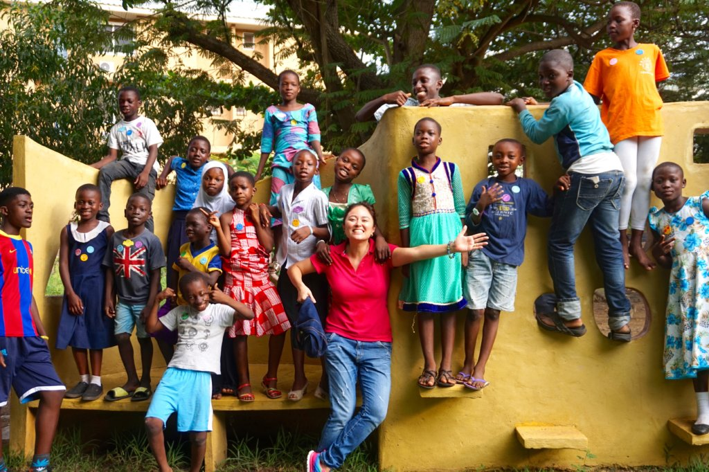 Playgrounds & Vocational Project for Jamestown.