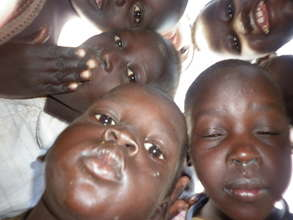 Nutrition Clinic for 500 Children of Juba's Slums