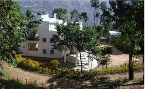 The hospital in Ilam, Nepal