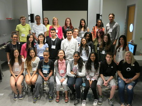 Youth Participants of the 2014 Toronto Film Camp