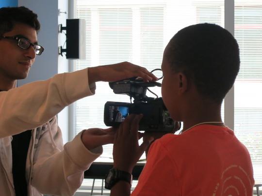 Building Youth Media Capacity