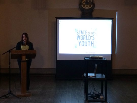 Youth As Story Tellers