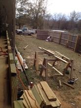 more play yard progress,