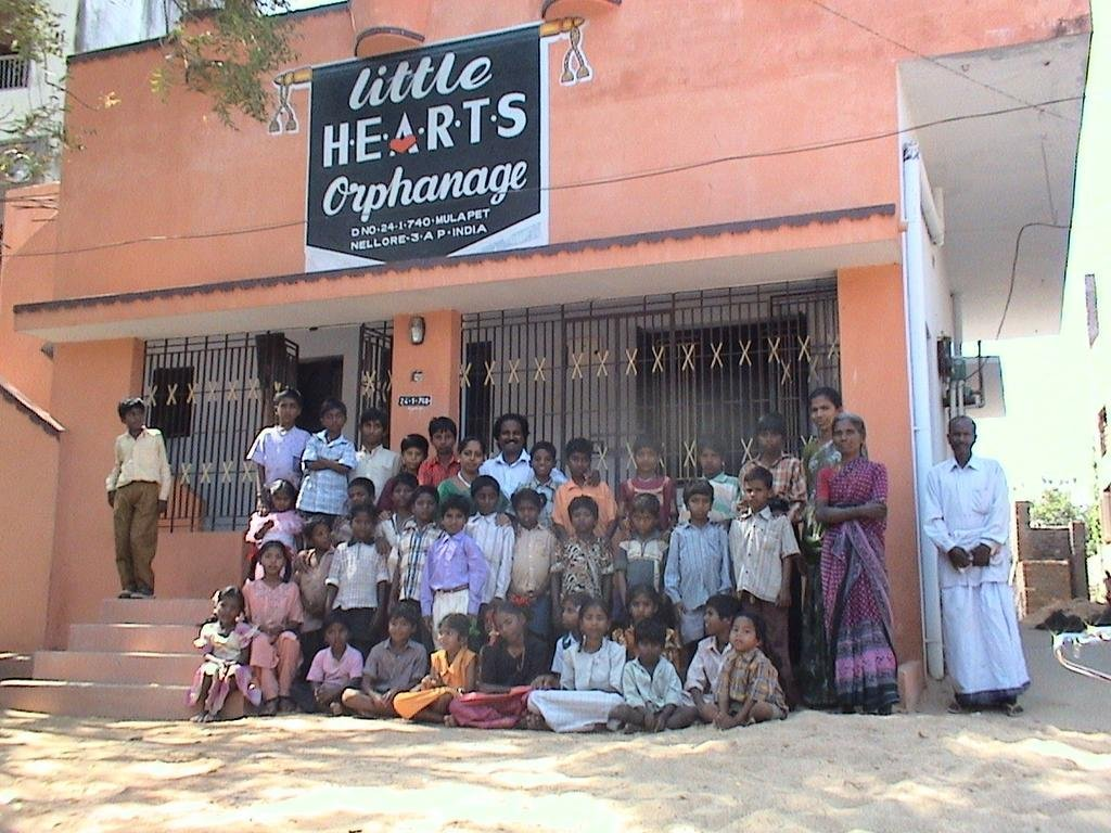 food shelter and school for orphans in india   globalgiving