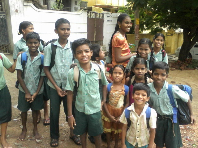 Food, Shelter and School for Orphans in India