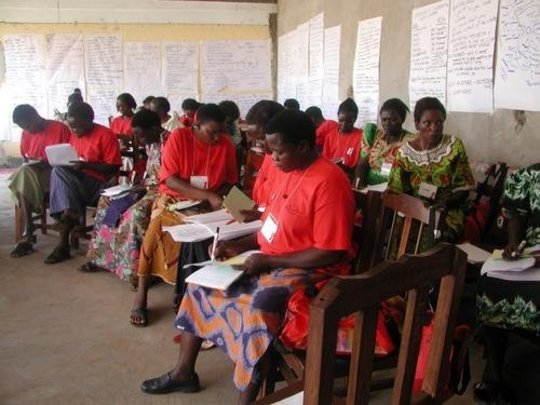 Computers Educate Orphans and Empower Women