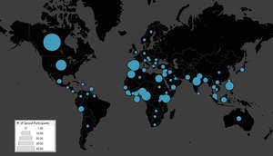 Map of Sprout Participants