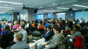 NY I4G Event participants