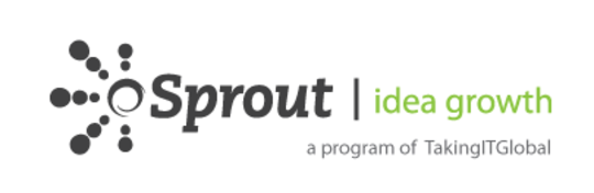 Sprout, a program of TakingITGlobal
