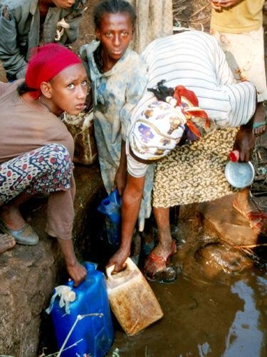Bring Safe, Clean Water to Ethiopian Children