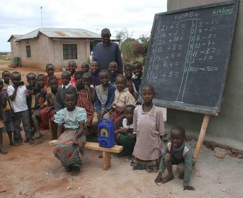 Radios to Educate Child Laborers in Tanzania