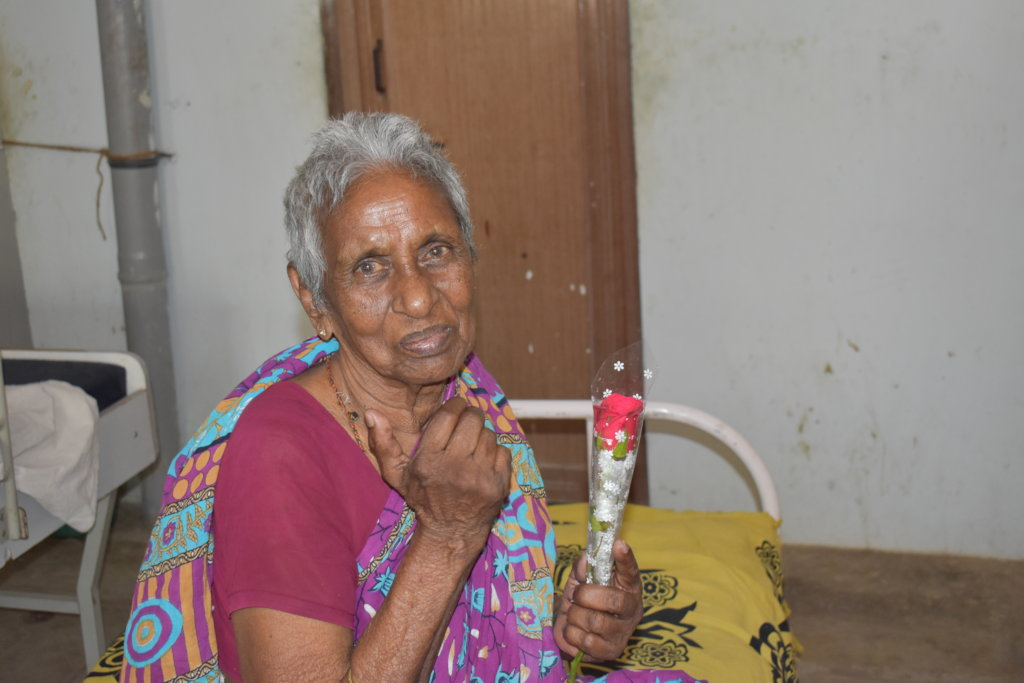 Sponsor Food for the Poor &orphans in Old age home