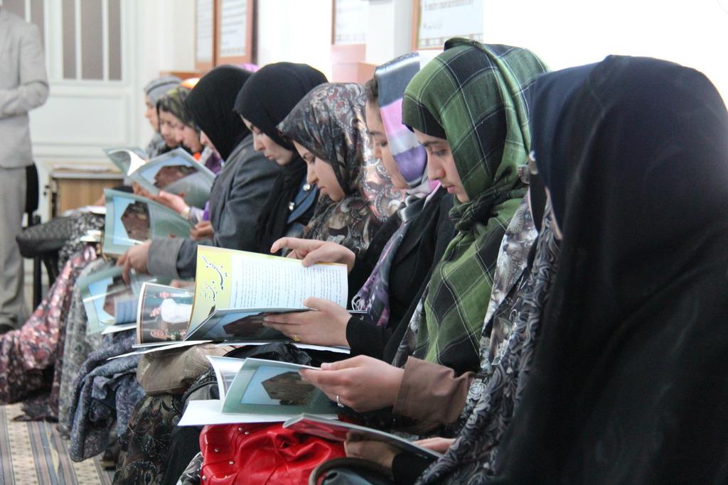 Teachers Reviewing New Materials