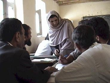 Training Effective Afghan Teachers