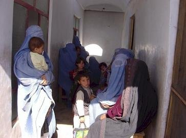Help Afghan Women Deliver Healthy Babies Safely