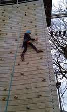 Rock climb girls weekend
