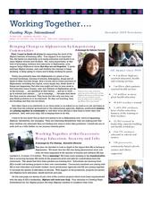 2009 Newsletter (PDF)