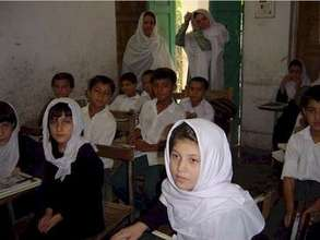 Refugee School