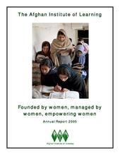 AIL 2005 Annual Report (PDF)