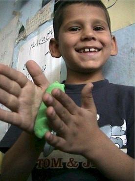 Jump-Start Learning for Afghan Children