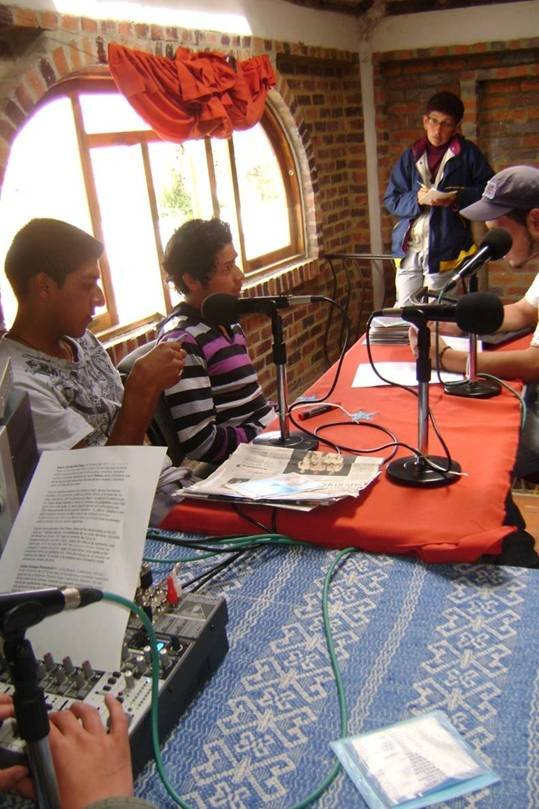 Economic opportunities through community radio