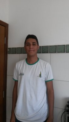 Wendel, from Brasilia