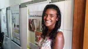 Thauane , POETA participant