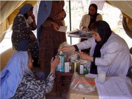 Mobile Clinic Medicine