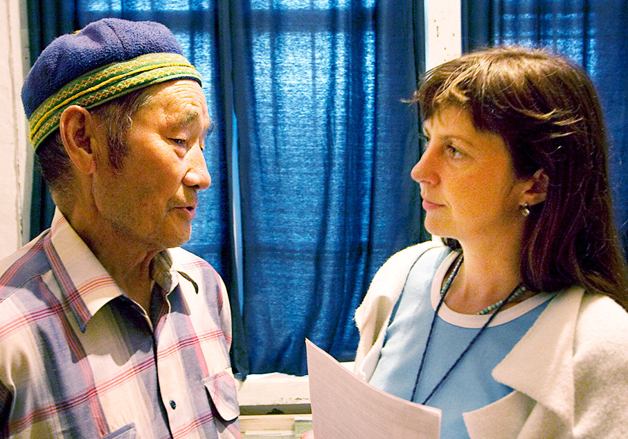 English translation of Altai ethnographic material