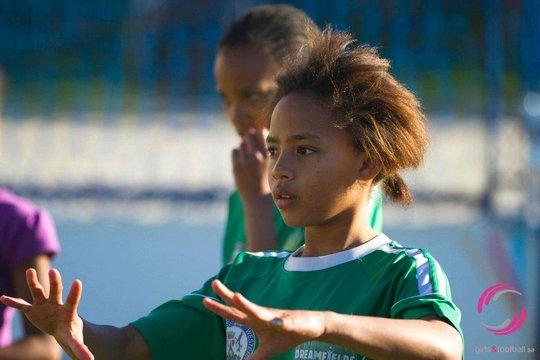 Girls & Football South Africa: Identity Workshop