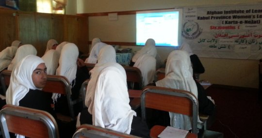 Fast-Tracking Education for Afghan Women and Girls