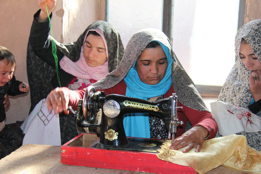 Fast Track Education for Afghan Women and Girls