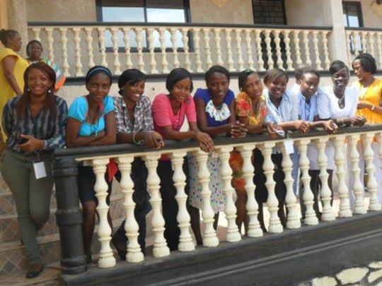 Girls in Mentoring Program