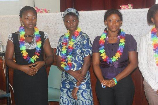 Develop Africa's Girls Leadership Mentoring Club