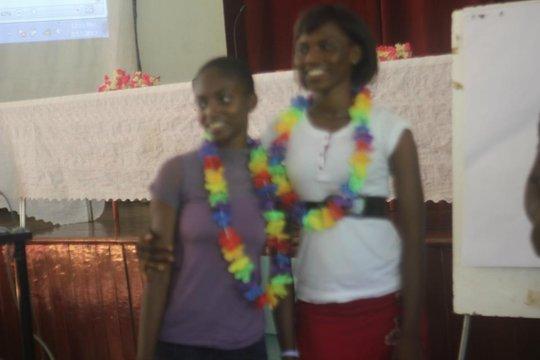 Develop Africa's Girls Leadership Mentees