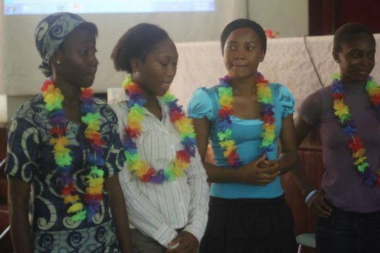 Develop Africa's inaugural Leadership Mentees