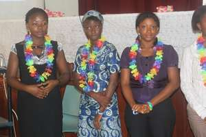 Develop Africa's Girls Leadership Mentoring Club