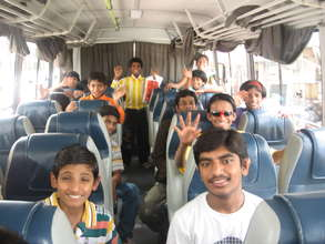 Hyderabad kids go for an outing!