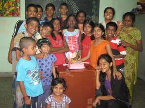 Birthday celebration (Bangalore)