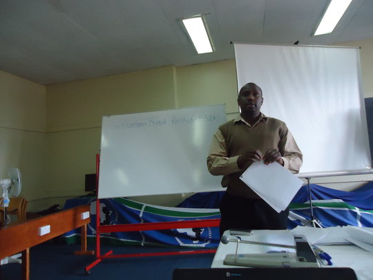 Help provide refresher training for our Leader