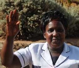 Elizabeth Ndunge Mphale - Kenyan Midwife