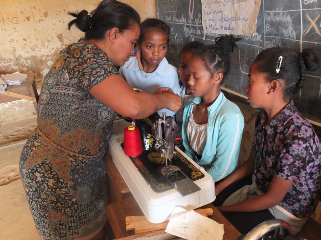 Micro-Enterprise Leader in Madagascar