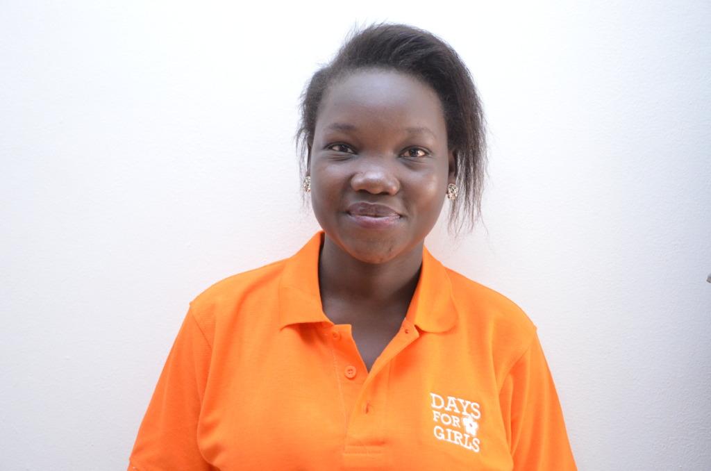 Christine, Micro-Enterprise Leader from Kira, UG