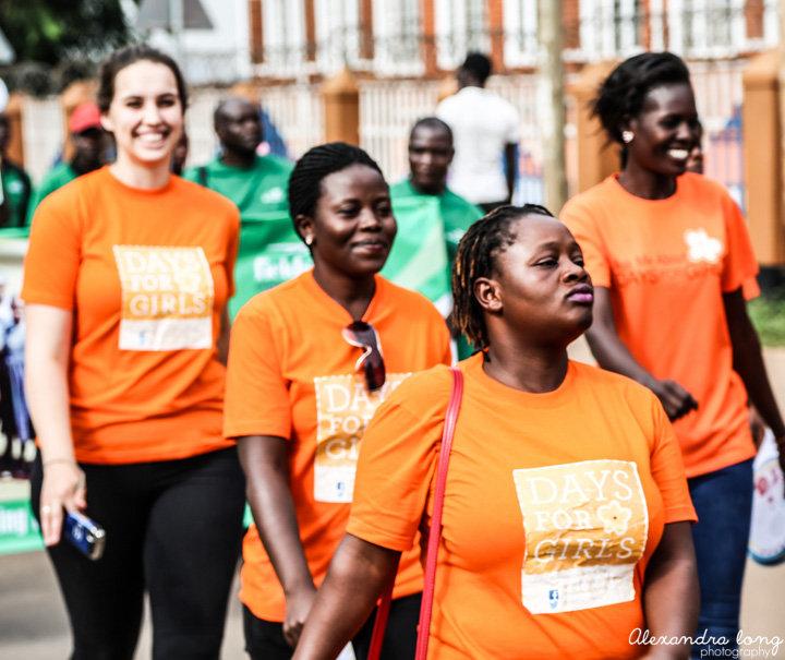 Days for Girls at Menstrual Hygiene Management Day