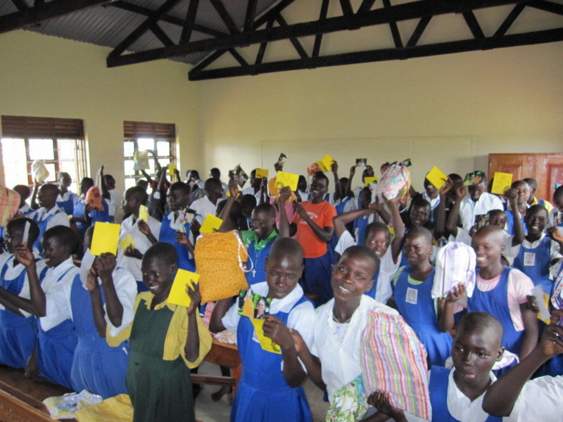 Gulu Uganda August 2013 with African Promise
